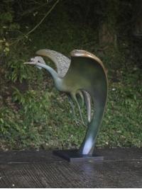 Crowned Crane: Peter Oloya