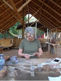 Ann Christopher Residencies: Rwenzori Art Centre, Uganda